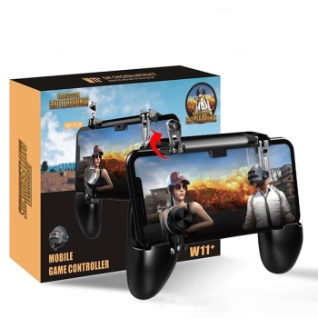 For Pubg Controller For Mobile Phone 3 In 1 Game Shooter Trigger Fire Button For IPhone Android SmartPhone Gamepad Joystick