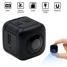 Wifi Mini Camera Wireless 1080P HD Infrared Micro IR Night Vision Body Camera Magnetic Motion Detection Mini Surveillance Cam(China)