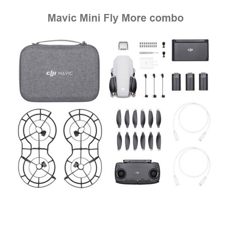 DJI Mavic Mini Drone with 2.7k camera