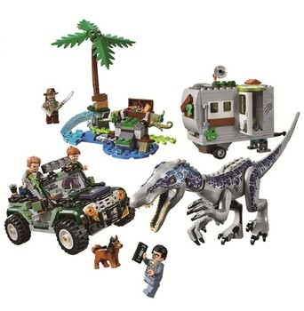 Jurassic World Dinosaur Set 10928 10927 10926 Compatible With Lepining 75930 75932 Model Building Kits Blocks Bricks Toy Gift jurassic world dinosaur set 10928 10927 10926 compatible with lepining 75930 75932 model building kits blocks bricks toy gift