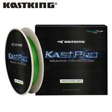 KastKing KastPro 4 tel örgülü hattı 150M 8-80LB 0.12-0.48mm süper güçlü örgülü olta tuzlu su için ve göl balıkçılık