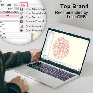 Image 4 - ORTUR – Machine à graver au laser avec carte mère 32 Bit, 7/15/20 W, imprimante, routeur CNC, livraison rapide