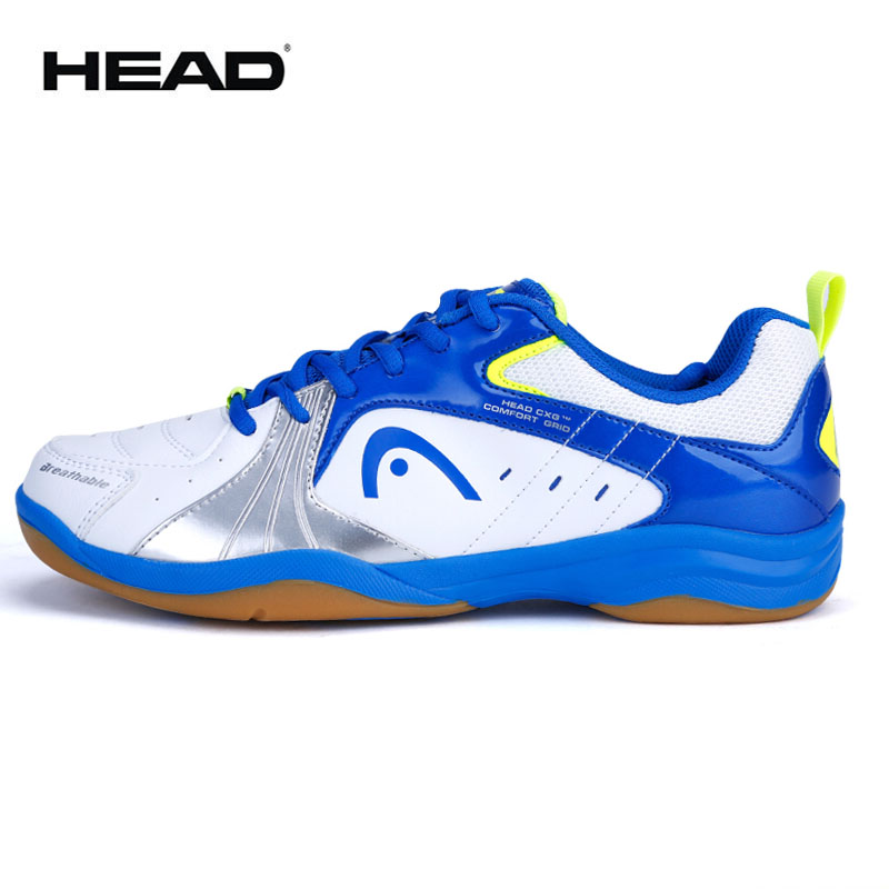 Original HEAD Tennis Shoes For Men Professional Sneakers Breathable Sport Shoes Unisex Brand Table Tennis Badminton