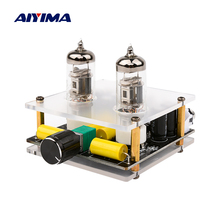 AIYIMA 6J3 Vacuum Tube Preamp Amplifier Board HiFi Tube Preamplifier Bile Buffer Amp Speaker Amplifier Home Sound Theater DIY