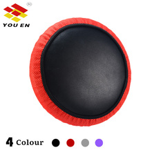 YOUEN Ice Silk Breathable Anti-Slip Summer Style Car Steering Wheel Cover with Red/Black/Gray/Purple
