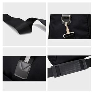 Image 4 - 2020 Waterproof Mens Travel bag Foldable Portable Shoulder Bags Women Fashion Travel Luggage Bag Large Capacity Travel Tote