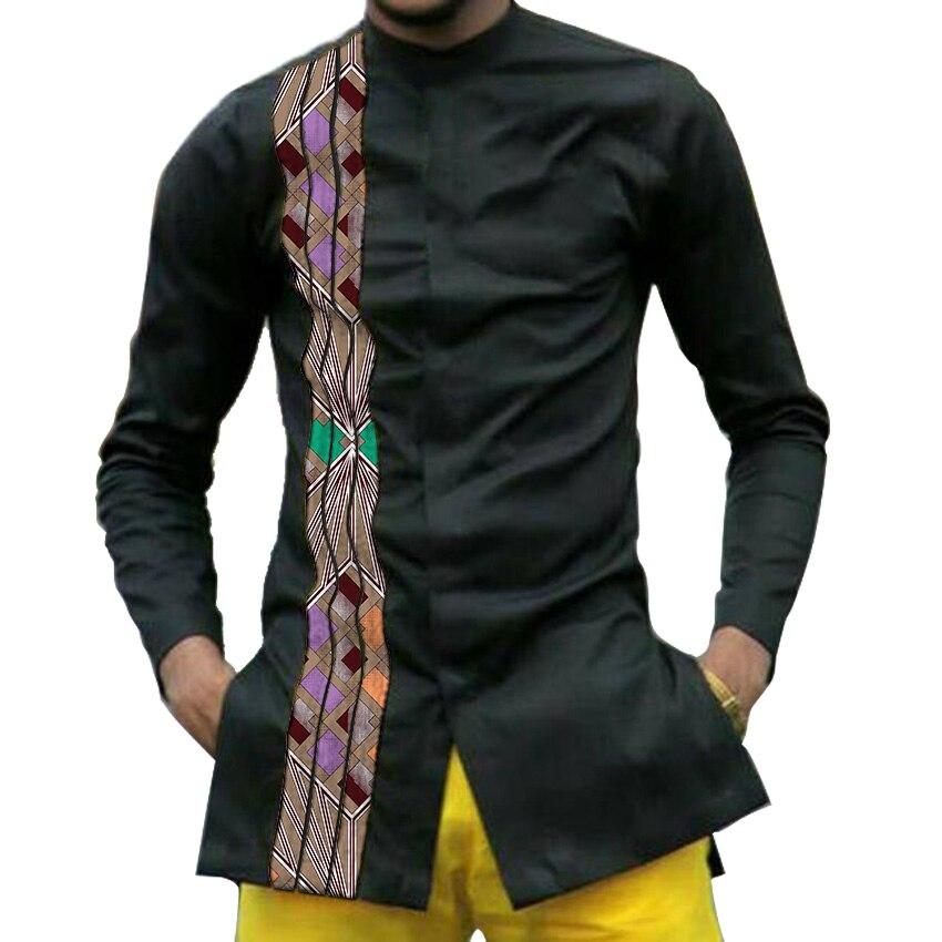 Kylian© african shirt yellow