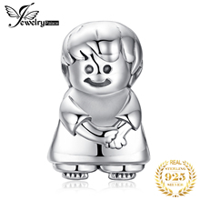 JewelryPalace Girl 925 Sterling Silver Beads Charms Original For Bracelet original Jewelry Making