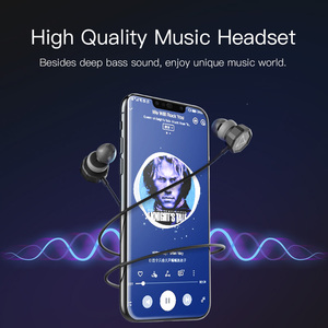 Image 4 - GGMM G1 Earphone Deep Bass Gaming Earphone With Detachable Long Mic Gaming Earphones Clear Sound For PUBG Mobile Phone PC Gamer