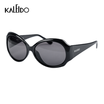 KALEIDO UV400 Polarized Sunglasses High Quality CP Frame Luxury Women Sun Glasses Brand Design TAC Lenses Eyewear For Female