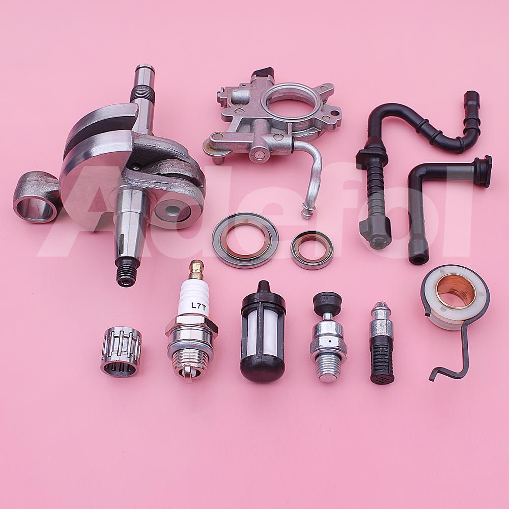 Chainsaw Stihl For 1128 1972 Oil W Worm Kit Crankshaft Filter Seal 030 0406 Gear 044 Parts Pump MS440 9640 Bearing 003 Line