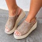 Women Sandals Retro ...
