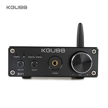 KGUSS BH1 DAC QCC3008 Bluetooth 5.0 CS8406 Audio Decoder PCM5102A APTX Headphone Amplifier AMP aptx amplificador bluetooth 5 0 hifi usb dac audio mini amp headphone amplifier 6n3 vacuum tube portable earphone amplifiers