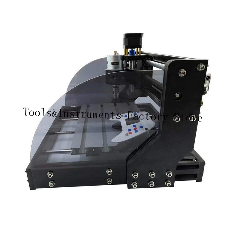 15W 3018 Pro CNC Machine With Offline Control ER11 for Wood And Plastic 2