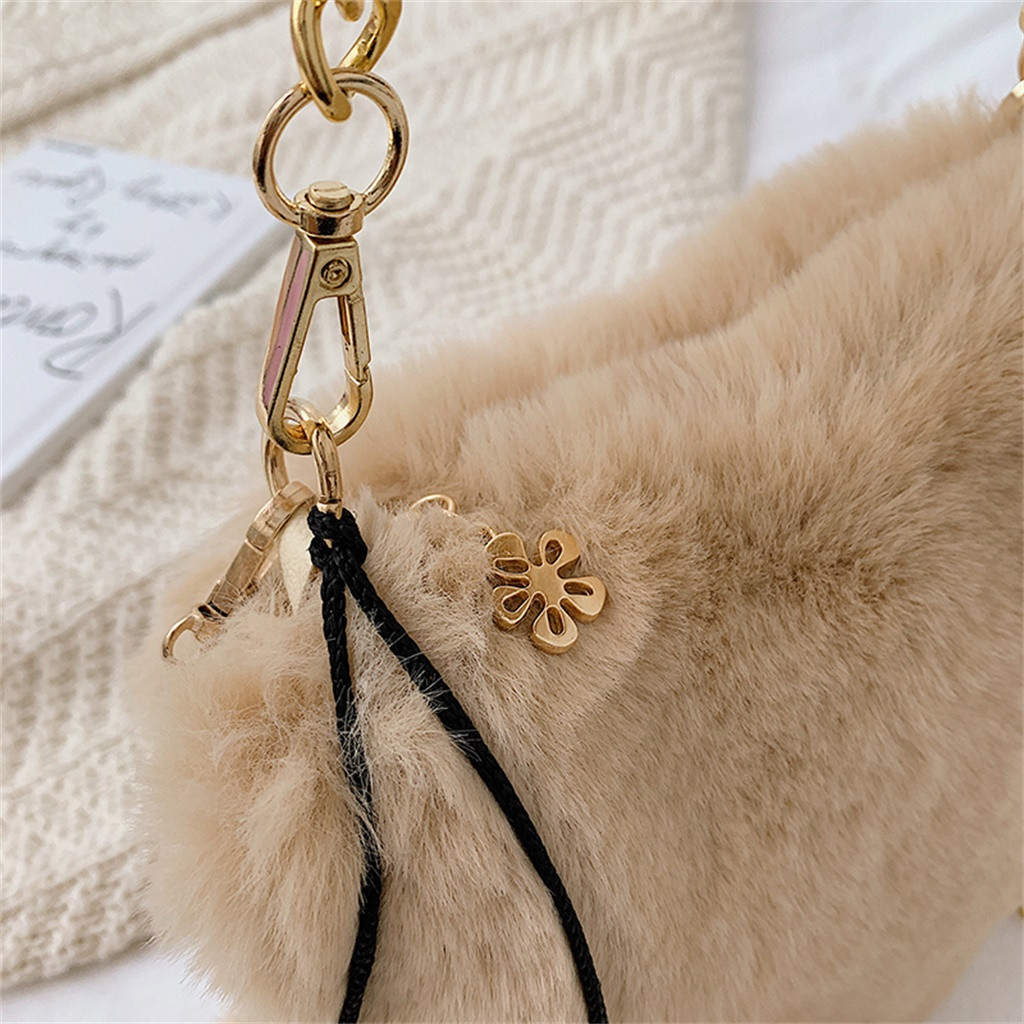 H859ca9636b7c40648249d16d15945226Y - Fashion Women Handbags | Cute Fluffy Fur