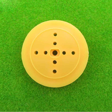 Pulley Gears-Model Car-Boats-Parts Micro-Wheels Plastic Mini Pitch 20PCS with for RC