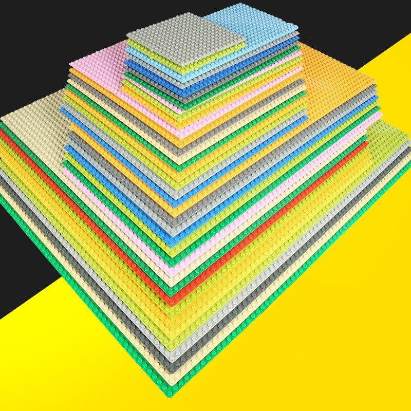 Базовые пластины, размеры города, наборы строительных блоков в сборе, Классические строительные базовые пластины «сделай сам», обучающие и...
