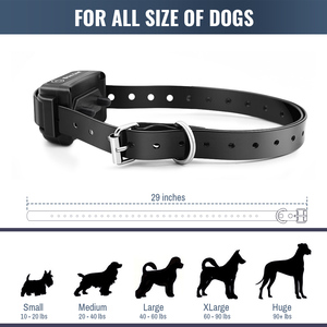 Image 5 - Petrainer 998DB 1 300M Rechargeable Waterproof Remote Control Dog Training Collar Dog Electric Shock Collar With LCD Display