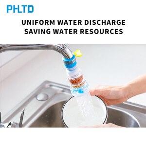 Image 3 - Universal Keuken Kraan Splash Hoofd Uitbreiding Filter Huishoudelijke Kraan Water Douche Waterzuiveraar Water Saver