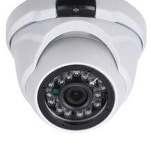 """Güvenlik kamerası 2.0MP 1.7mm Lens 1/1/2 """"CMOS renk AHD yüksek çözünürlüklü gece görüş kapalı Dome kamera Analog güvenlik kamera"""