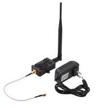 4w 4000mw 802.11b/g/n wifi amplificador sem fio roteador 2.4ghz wlan zigbee bt sinal impulsionador com antena tdd