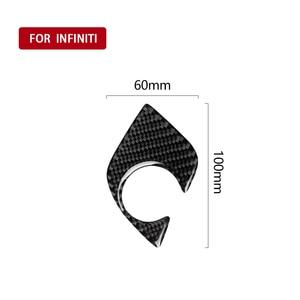 Image 5 - 자동차 인테리어 탄소 섬유 기어 패널 데칼 기어 시프트 패널 자동차 스티커 BMW 5 시리즈 2018 G38 528i 530i 540i