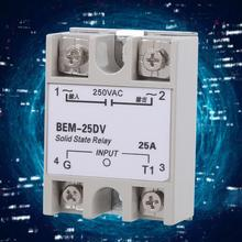 цена на DC Solid State Relay DC Control AC High Temperature Resistant Solid State Relay Module