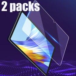 2-пакеты Защитная пленка для экрана из закаленного стекла Защитная пленка для Huawei matepad T8 T10 T10s 10,4 pro 10,8 защитная пленка