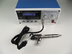 Image 5 - Big sales!CR C multifunction diesel common rail injector tester + S60H Nozzle Validator,Common rail Injector tester tool