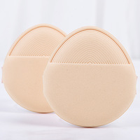2pcs Microfiber Cloth Pads Facial Makeup Remover Puff Cotton Double layer Face Cleansing Towel Reusable Nail Art Cleaning Wipe 5