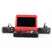 Игровой мини-автомат игровой консоли Ретро машин для детей с 3000 классический 7 дюймов Большой Экран чехол для телефона в виде ретро-игровой консоли