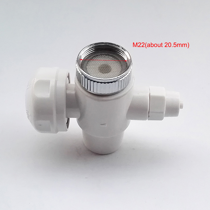 M22 пластиковый кран аэратор адаптер для ирригатора полости рта аксессуары клапан переключатель для очиститель воды