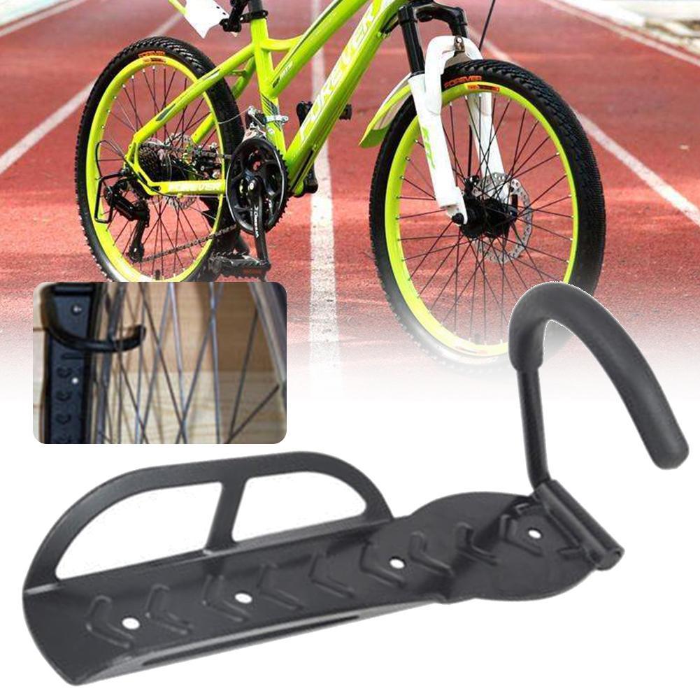 Металлическая велосипедная настенная подставка, держатель для велосипеда, настенный крючок, вешалка, держатель для хранения, 30 кг, велосипе...
