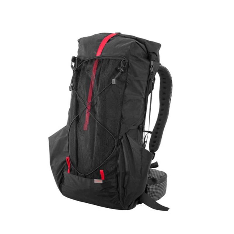 Легкий и прочный рюкзак 3F UL GEAR 35L 45L, безрамные пакеты для путешествий, кемпинга, походов, уличные сумки XPAC и UHMWPE|Сумки для альпинизма|   | АлиЭкспресс