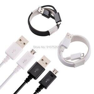 Image 5 - 10 قطعة مايكرو USB كابل 1m/2m/3m مزامنة بيانات USB شاحن كابل ل سامسونج HTC LG هواوي Xiaomi الروبوت الهاتف كابلات الأبيض