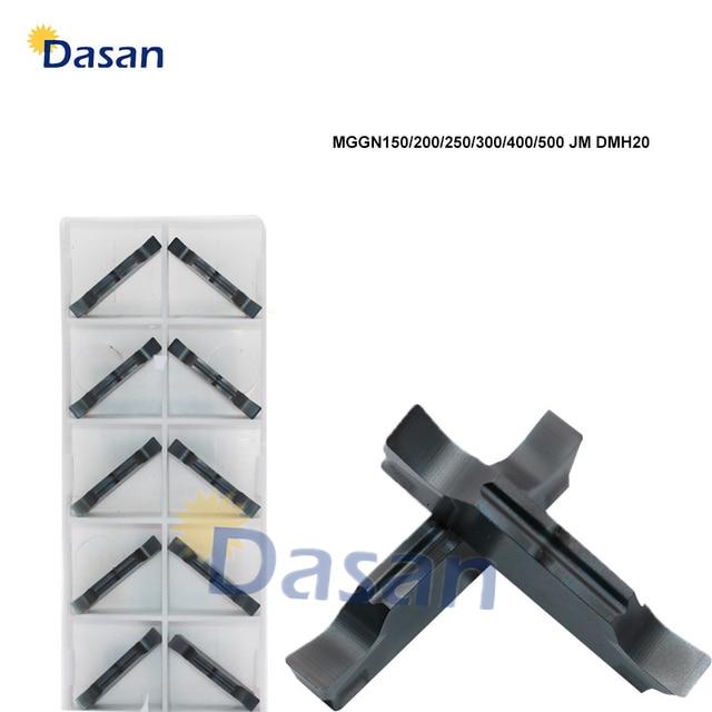 Hartmetall Einsätze Slot MGGN300 MGGN150 MGGN200 MGGN600 MGGN400 MGGN500 JM Einstechen Klinge Cnc drehmaschine Cutter Werkzeug Harten Stahl