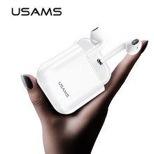 UASMS Wireless Bluetooth Earphone for iphone X XS X 8 7 6 Stereo Earbud Bluetoot