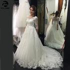 Boho Wedding Dress H...
