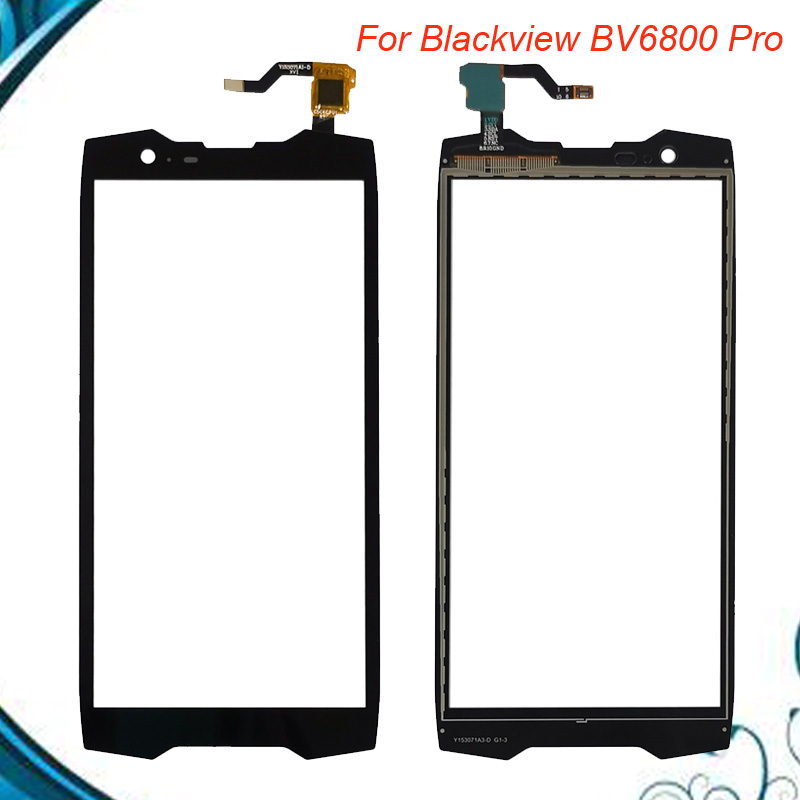 5.7inch For BlackView BV6800 Pro Touch Screen Glass Digitizer Panel Front Glass Lens Sensor For BlackView BV 6800 TouchScreen
