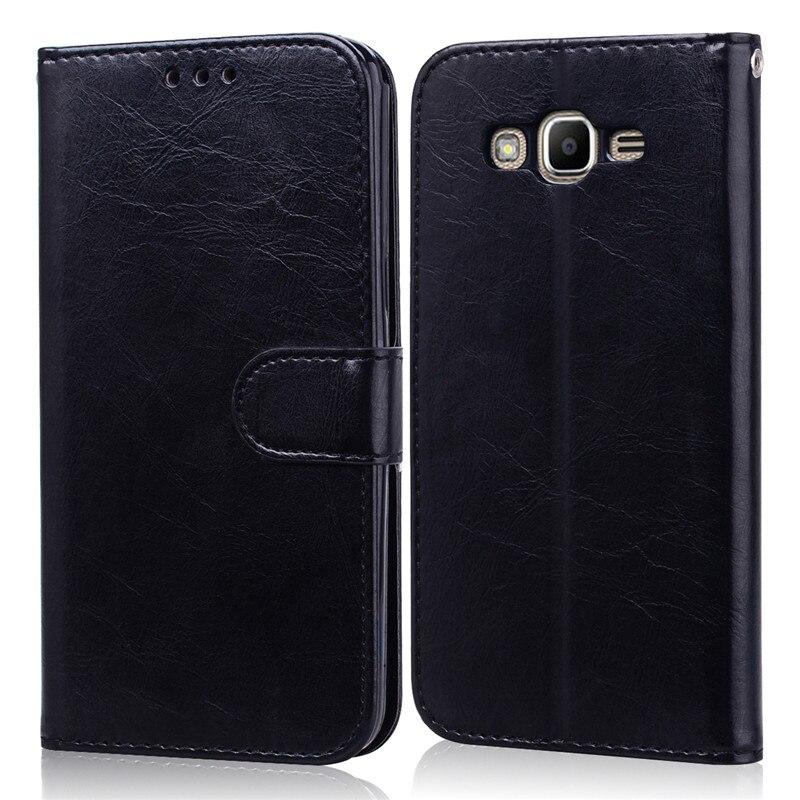 Pour Samsung Galaxy Grand Prime étui G530 G530H G531 G531H G531F portefeuille de protection en cuir étui pour Samsung à rabat Grand Prime