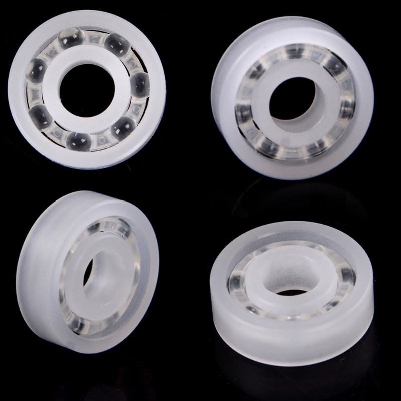 608 Roller Bearings Ball Bearing Bearing Skate Miniature Ceramic Ball Bearings For Toys Motors Doors Hand Finger Fidget Spinner image