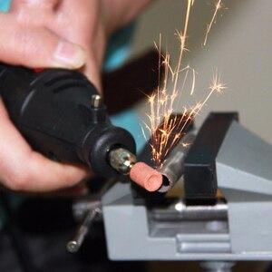 Image 5 - 110v〜 230vホームdiyミニ電気ドリル彫刻dremelロータリーツールで 192 個アクセサリー掘削機パワーツール