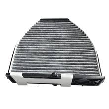 For Mercedes W218 A207 R231 C204 V212 S212 AMGGT Cabin Air Filter Mann CUK29005 CUK2551