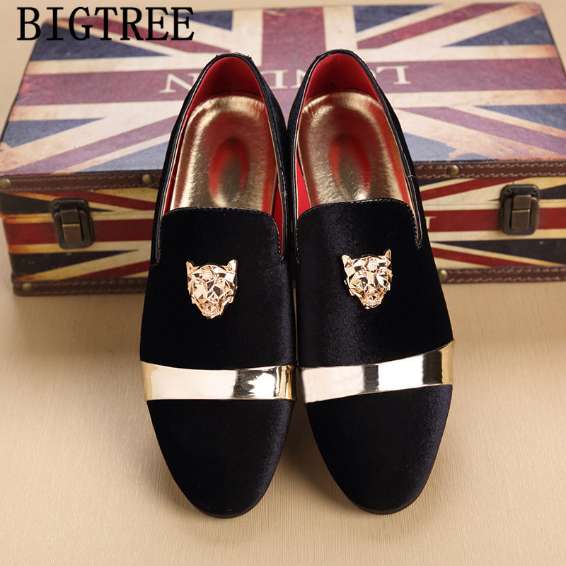 Formal Shoes Men Office Italian Luxury Brand Mens Dress Shoes Loafers Classic Coiffeur Wedding Dress Sapato Social Masculino