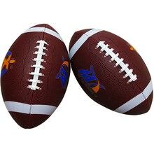 Регби мяч размер 9 кулон в виде мяча для американского футбола PU взрослых студентов колледжа школы тренировочные спортивные игры на открытом воздухе США Futebol американо