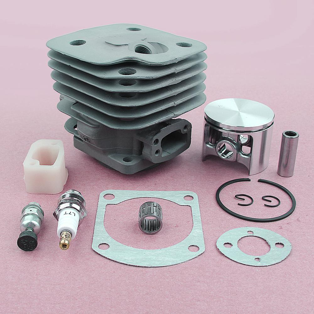 268 Parts Engine 272K HUSQVARNA Saw Fit 52MM 503758172 Piston Set 272XP For Motor Chainsaw 61 Cylinder Chain 272