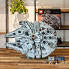 05132 New Millenniums  Star toys &Wars Falcon Series Ultimate Collectors Model Building Bricks Toys