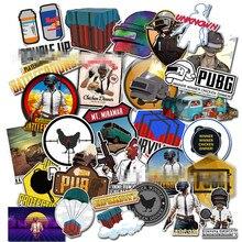 29pcs Mixed funny stickers for kids Home decor waterproof laptop sticker PUBG Game Poster Winner Winner Chicken Dinner sticker