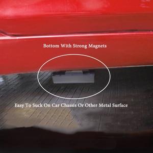 Image 5 - Magnetic Car Bike Stash Safe Lock Spare Key Box Hidden Storage Safe Security Box For Home Office Car Caravan Truck