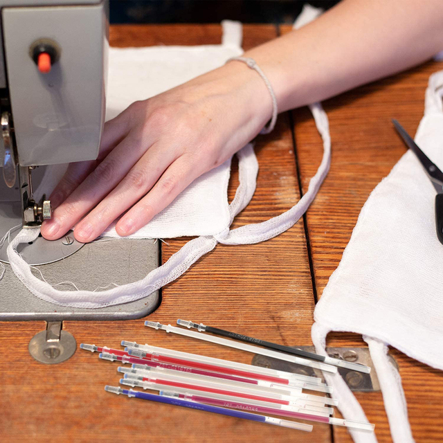 Купить 6 шт ручка для стирания тепла ткань маркировочная и 12 термостираемая картинки цена